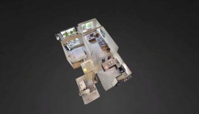 #103 – 13733 107A Ave, Surrey 3D Model